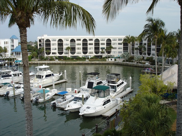 Anglers Cove Condos on Marco Island, Florida