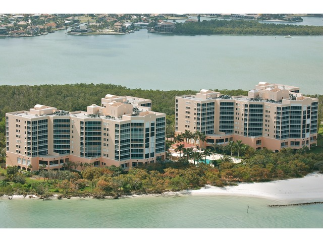 Hideaway Beach on Marco Island, Florida