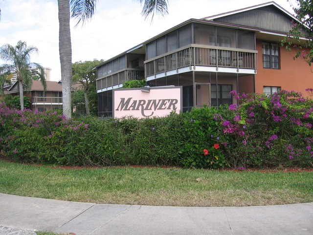 Mariner Condos on Marco Island, Florida