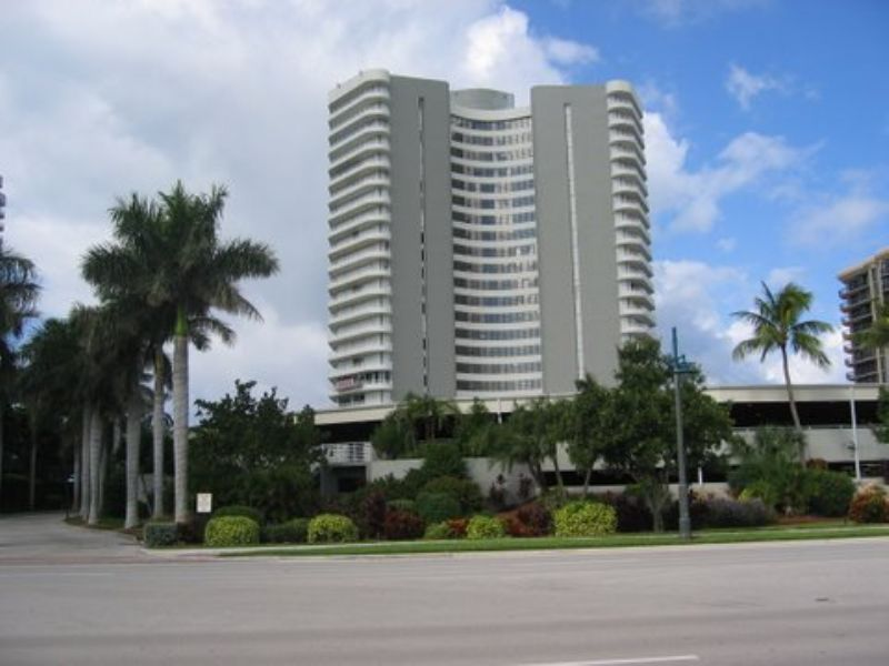 Summit House Condos on Marco Island